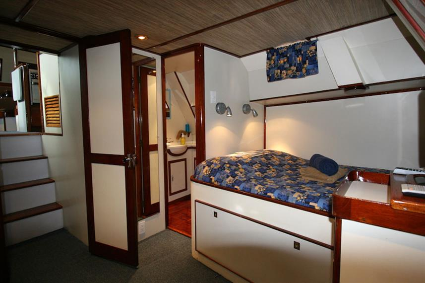 Cabina twin  - Ocean Hunter 1