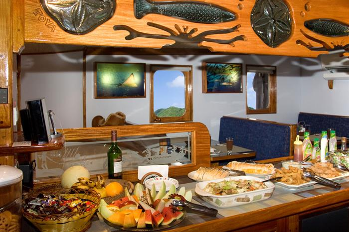 Delicious Cuisine - Ocean Hunter 3