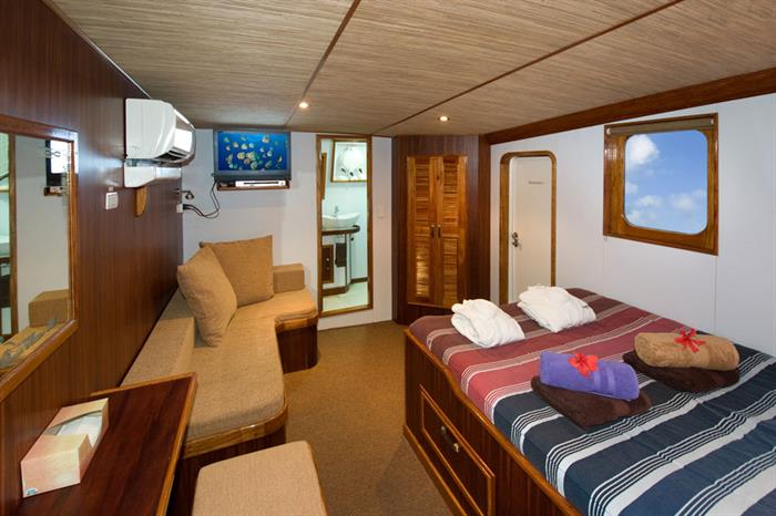 Master Cabin - Ocean Hunter 3
