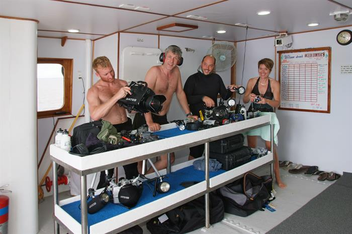 Camera Station - Ocean Hunter 3
