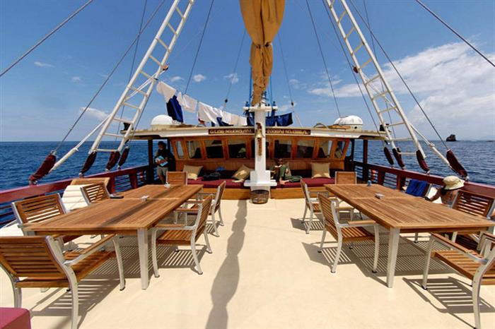 Dining Deck - Seven Seas