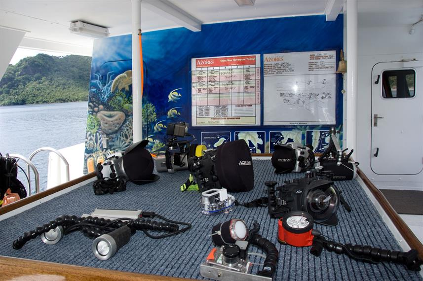 Camera Station - Atlantis Azores