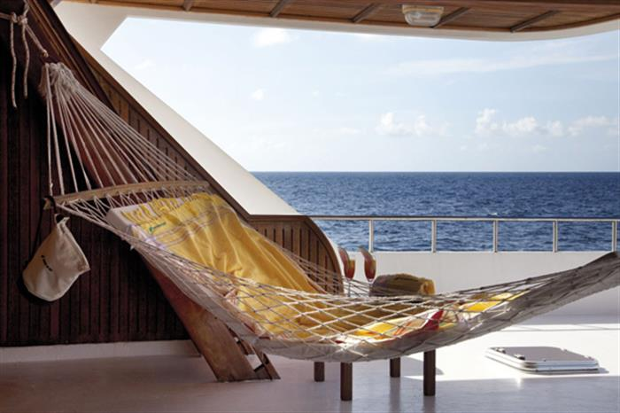 Hammocks to relax - Conte Max