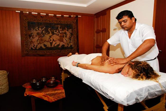Ayurvedic spa onboard - Duke of York Liveaboard