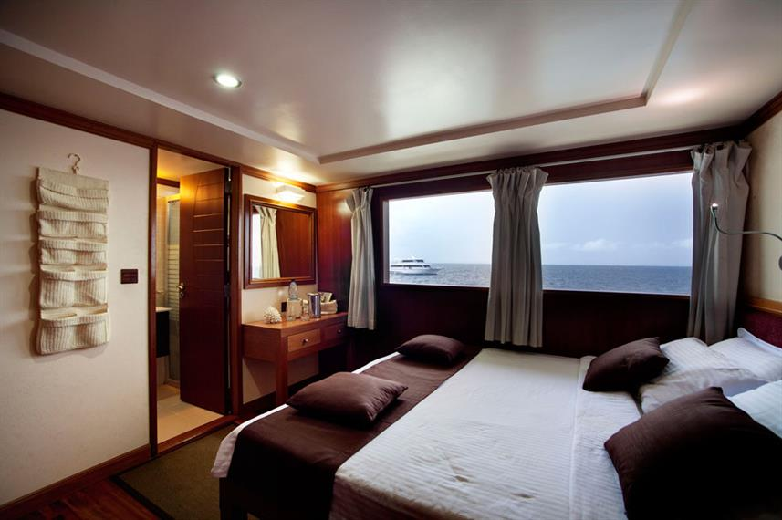 Double Cabin - Duke of York Live Aboard
