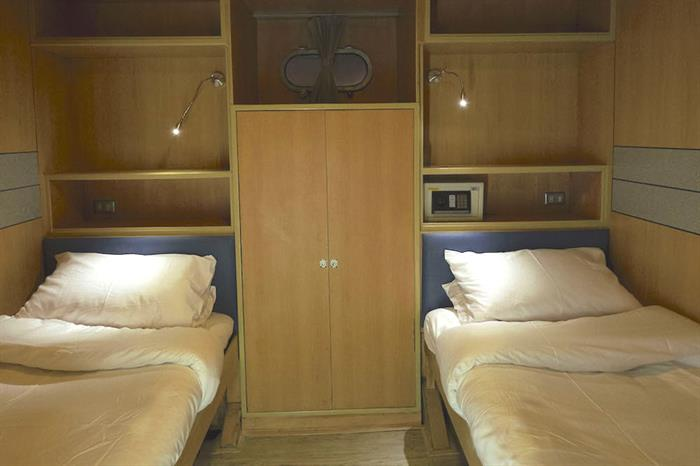 Deluxe cabin 8 - Panunee Liveaboard