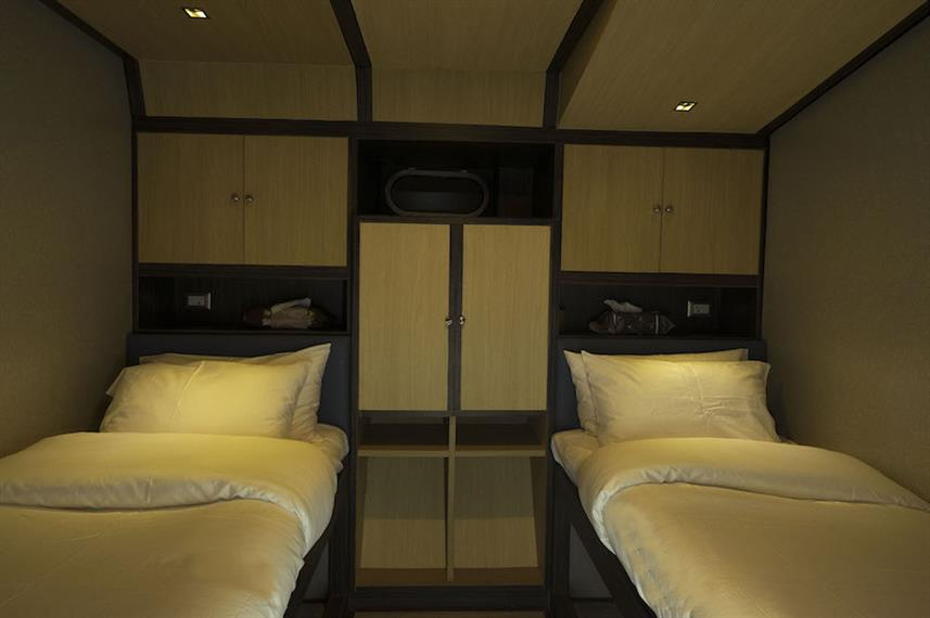 Deluxe cabin 7 - Panunee Liveaboard