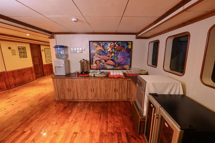 Salon - Carpe Diem Liveaboard