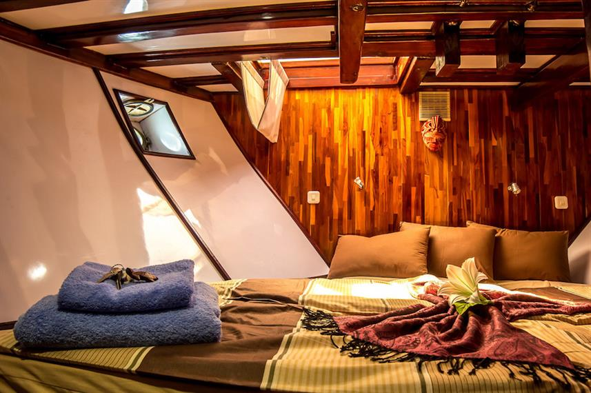 Cabin nr.1 (Double) - Euphoria Liveaboard