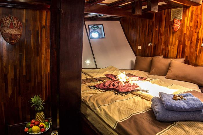Cabin nr.1(Double bed) - Euphoria Liveaboard