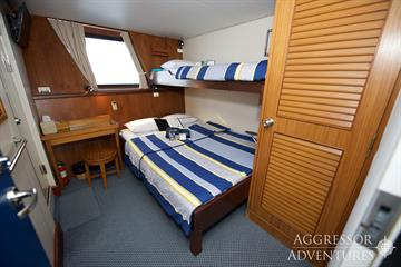 Double Staterooms