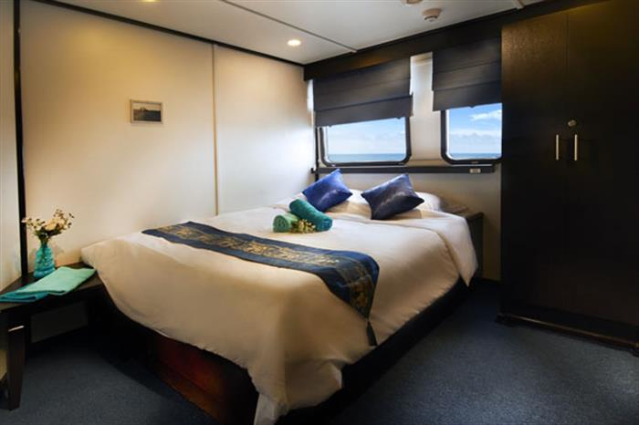 Middle Deck Cabin - Galapagos Master