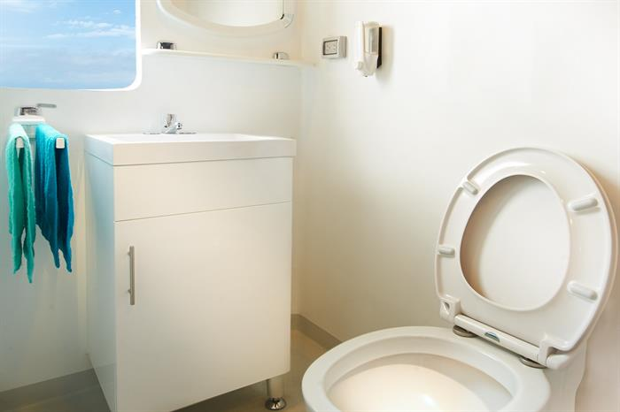 En-Suite Bathrooms - Galapagos Master