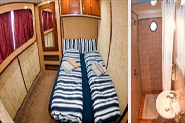 Queen-bed Cabins