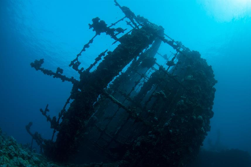 Wrecks - Egypt