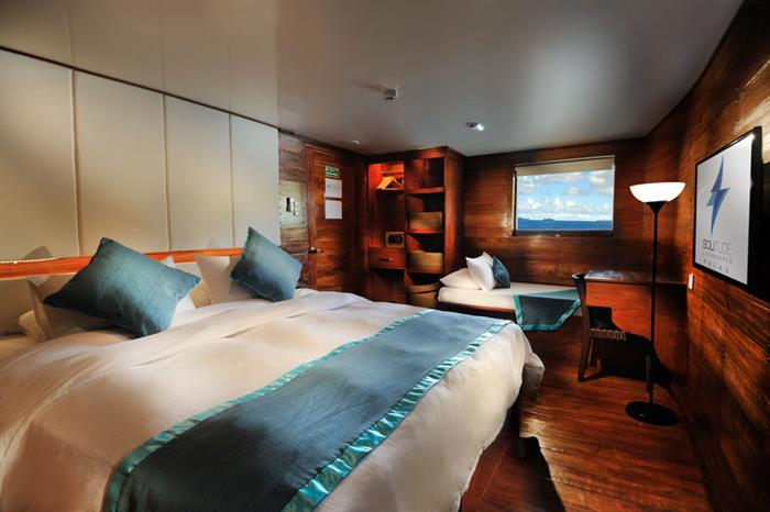 Stateroom Solitude One Liveaboard