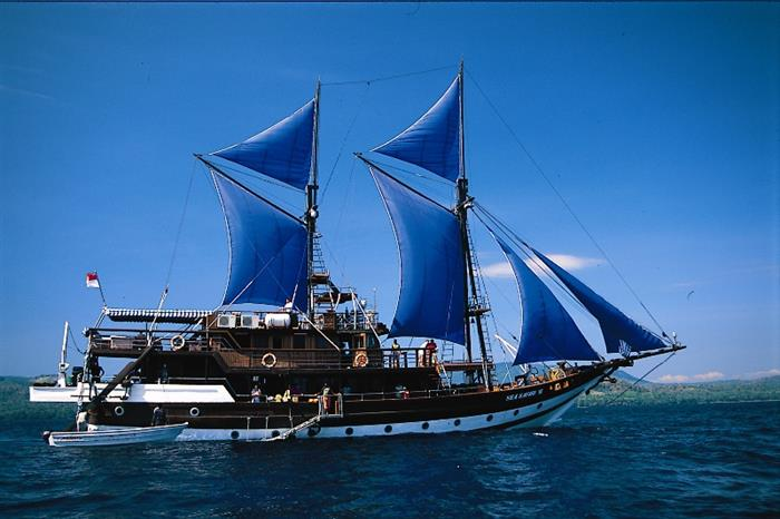 Sea Safari VI dive liveaboard Indonesia