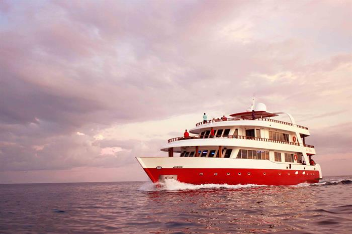 MV Theia Maldives