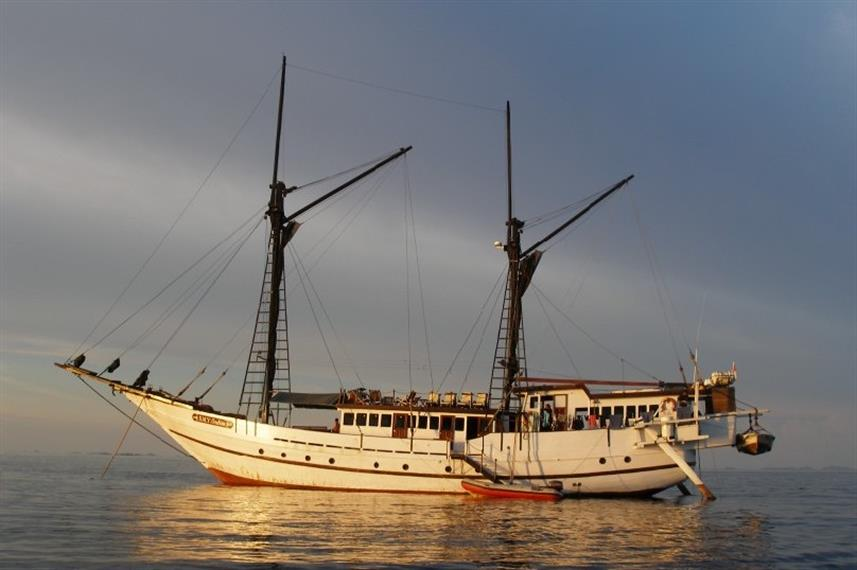 Ondina Liveaboard Indonesia