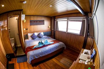 Upper Deck Double/Twin Cabins