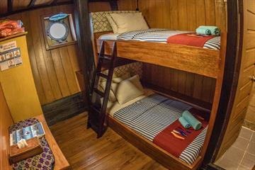 Single Lower Deck Cabin