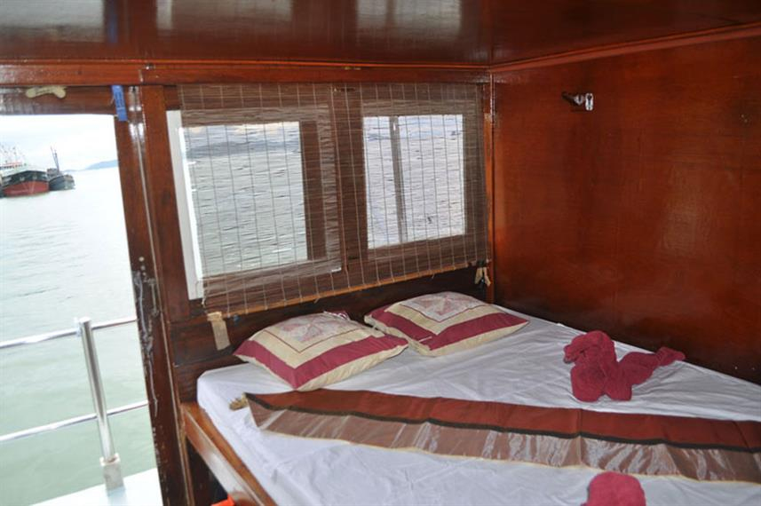 Double Cabin - Thai Sea Live Aboard