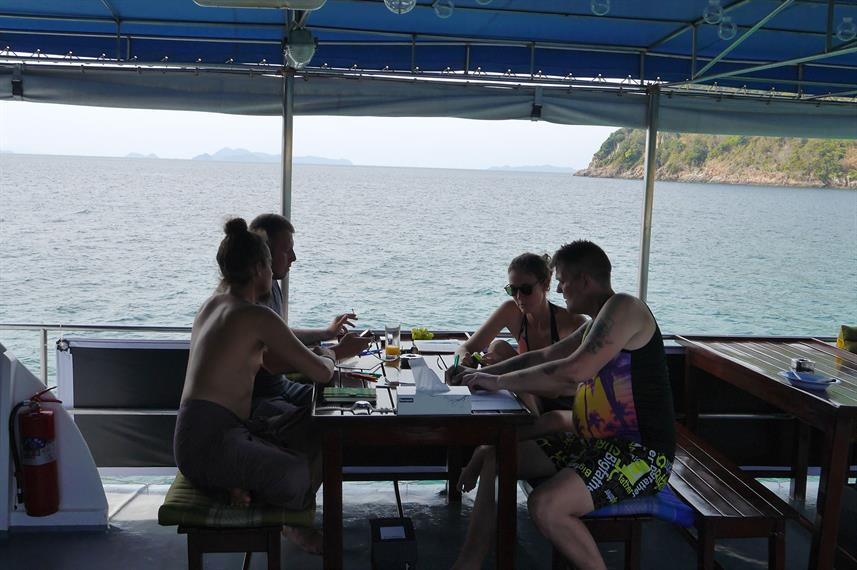 Outdoor Dining - Thai Sea