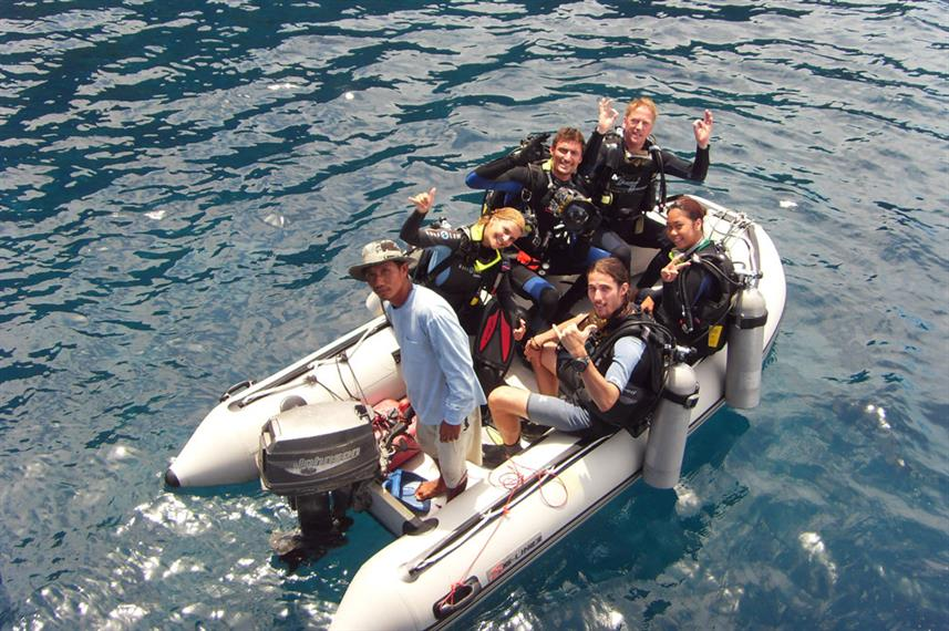 #divetender - Thai Sea Liveaboard
