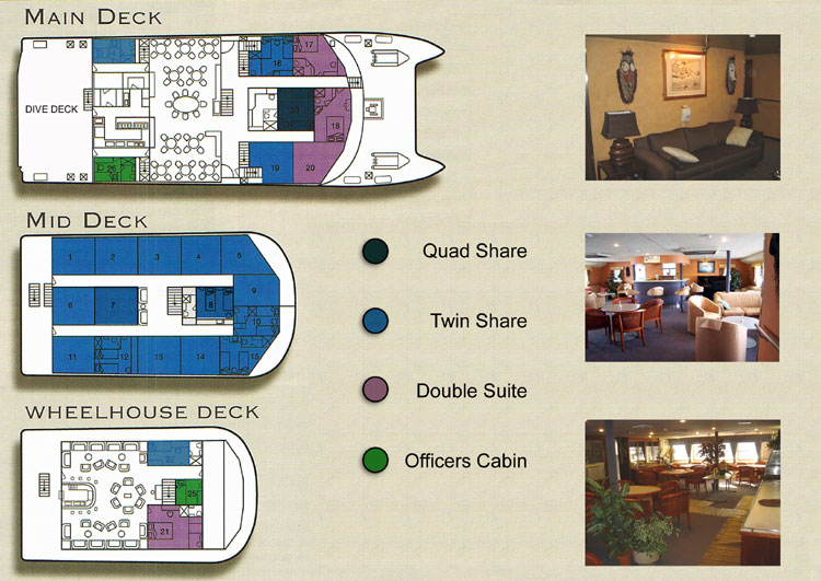 Ocean Quest Floor Plan floorplan