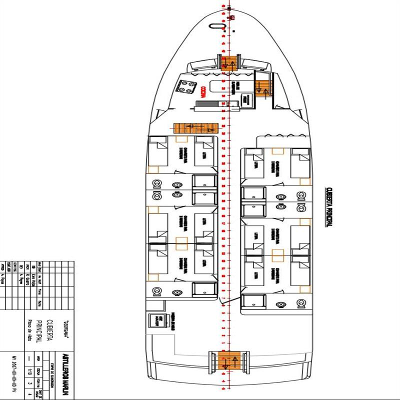Georgiana floorplan