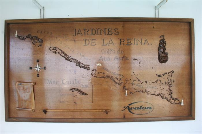 Dive the Jardines de la Reina