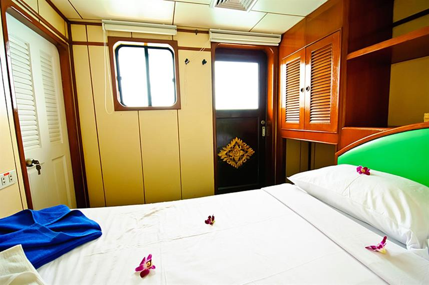 Double Cabin - Deep Andaman Queen