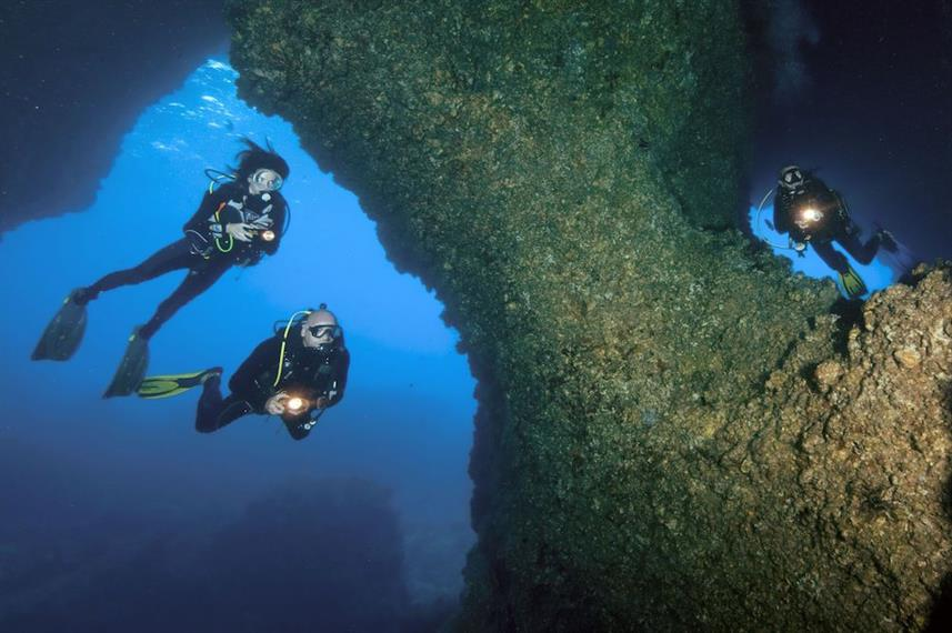 #diving - MV Marco Polo