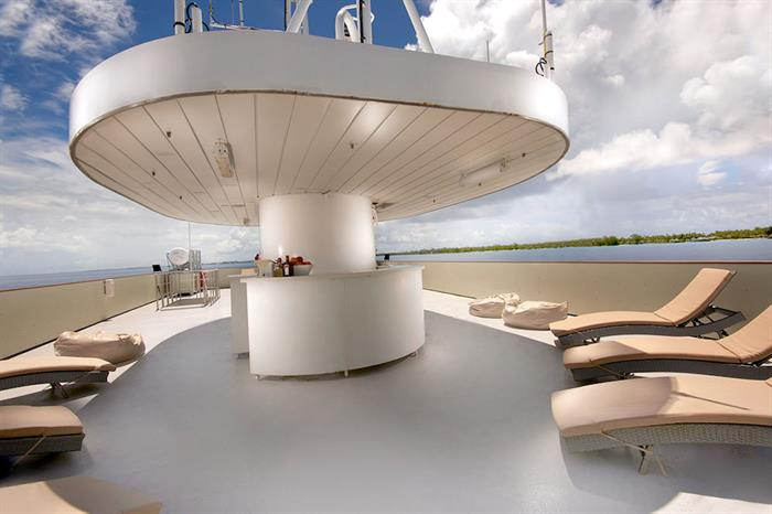 Sun Deck - French Polynesia Master