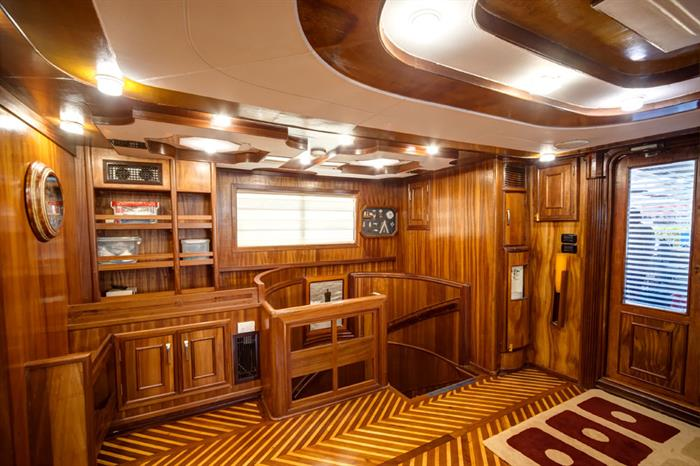 Interior - Golden Dolphin II Egypt Liveaboard