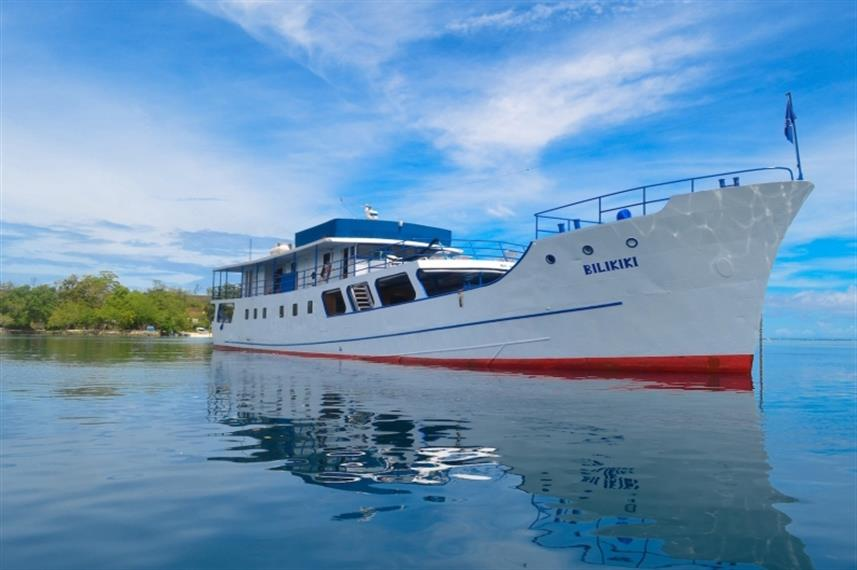 Bilikiki Liveaboard Solomon Islands