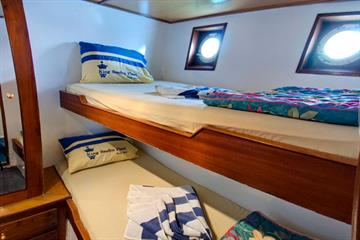 Twin Berth Cabin Front