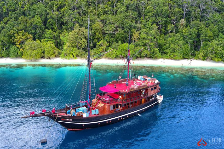 La Galigo Liveaboard - Indonesia