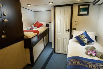 Standard Lower Twin Cabin