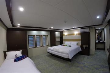 Main Deck Suites