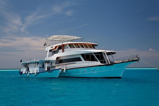Sheena, Maldives