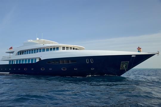 Blue Force One, Maldives