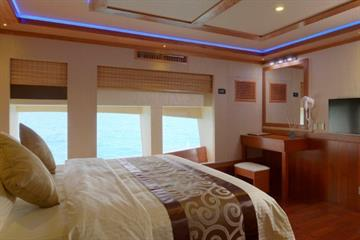 Blue Force One Master Suite
