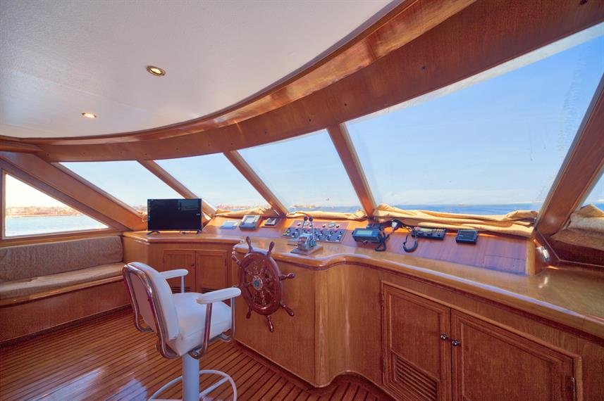 Captain Cabin