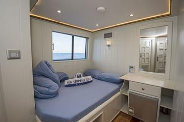 Main Deck Twin/Double Cabins