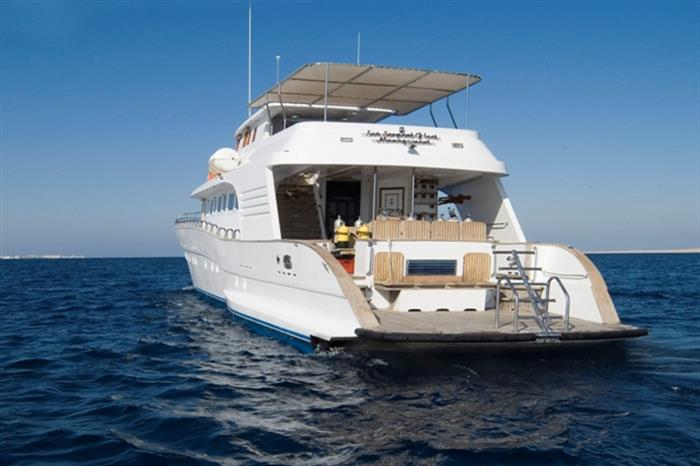 MY Dreams Liveaboard Red Sea