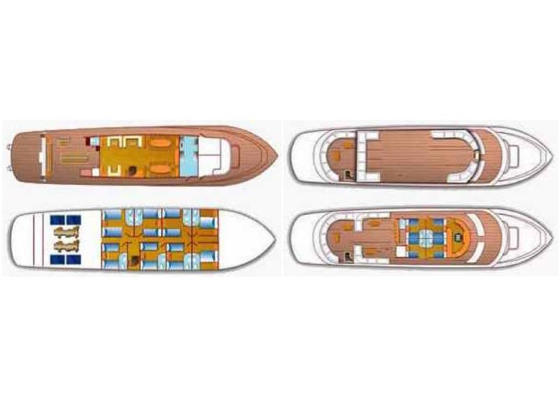 Grand Sea Serpent Deck Plan floorplan