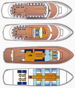 Miss Nouran Deck Plan plan