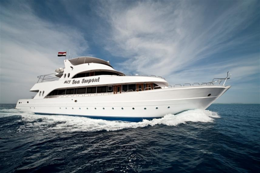 M/Y Sea Serpent Liveaboard Red Sea