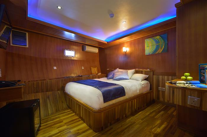 MV Maldives Princess Liveaboard State Cabin